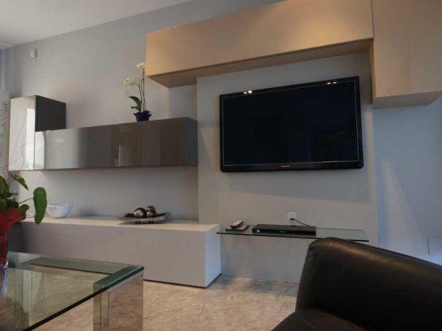 Mueble comedor modular. Decoración Alado