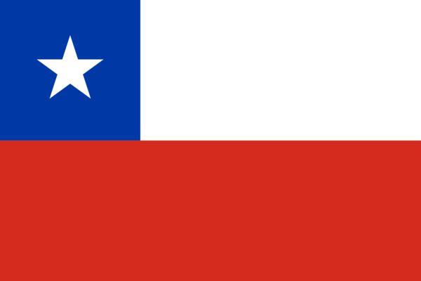 Vessels sailing under the Chile country flag are required to have on board this flag as part of flag state requirements that derive from maritime regulations in the International Code of Signals and t