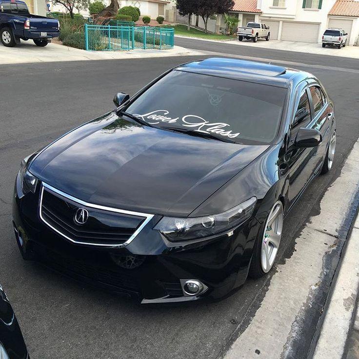 Image Result For 2010 Acura Tsx Slammed
