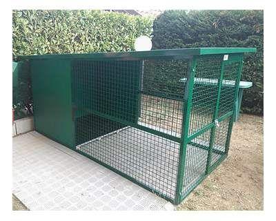 Box recinto 250x130x130 cuccia cane da... a Altopascio - Kijiji