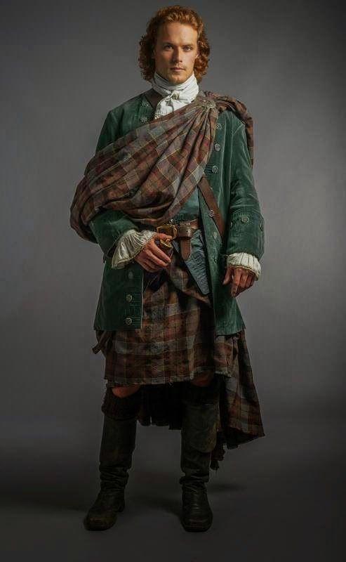 Silver Screen Surroundings: Outlander S1E7: The Wedding | Decor10 Blog