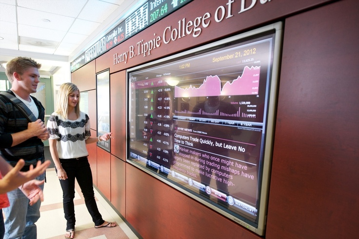 Interactive Video Wall at University of Iowa