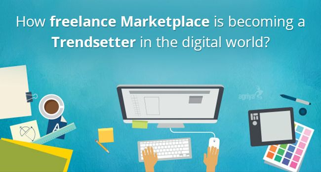 How Freelance Marketplace Is Becoming A Trendsetter In The Digital World?  Check out: http://www.clonescripts.co/2016/03/how-freelance-marketplace-is-becoming-trendsetter-in-digital-world.html