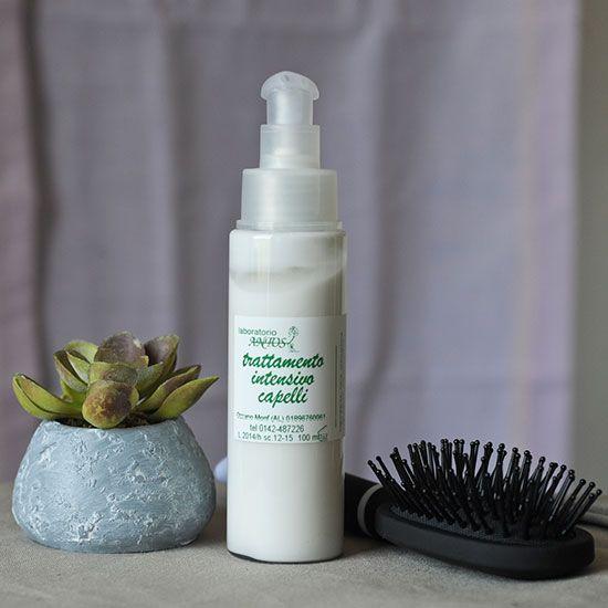 Trattamento Intensivo Capelli da usare prima o dopo lo shampoo, cometrattamento o come condizionante!