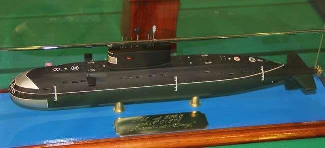 Лента новостей - Сделано у нас. Спущена на воду подводная лодка «Новороссийск».