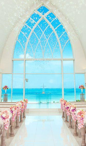 Wedding venue in Okinawa