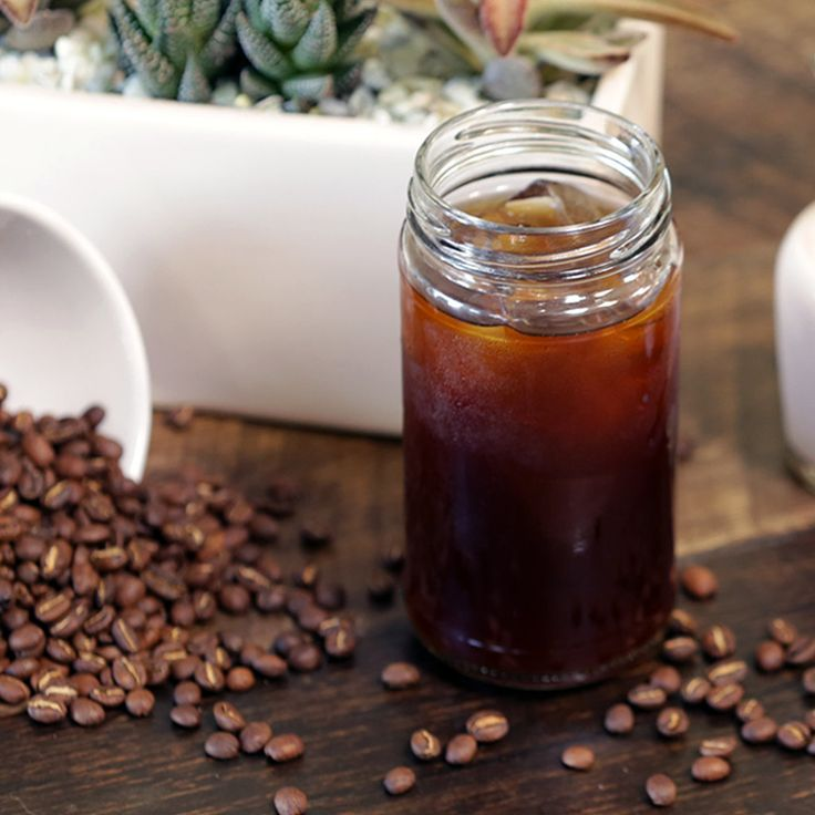 The Only Way to Make Iced Coffee (No Heat Required!): Cold-brew coffee will remedy any hot Summer day, but when the lines at your local coffee shop are simply too long, you'll be thankful that the baristas from Bar Nine Collective have broken down the perfect formula for making cold brew at home.