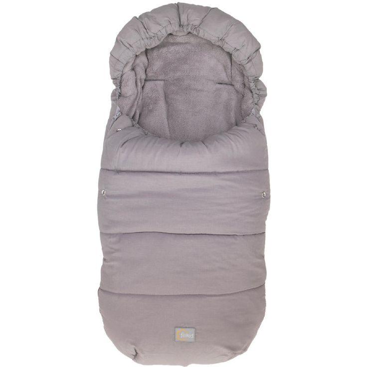fillikd Winterfußsack Matterhorn Melange hellgrau bei babymarkt.de - Ab 20 € versandkostenfrei ✓ Schnelle Lieferung ✓ Jetzt bequem online kaufen!