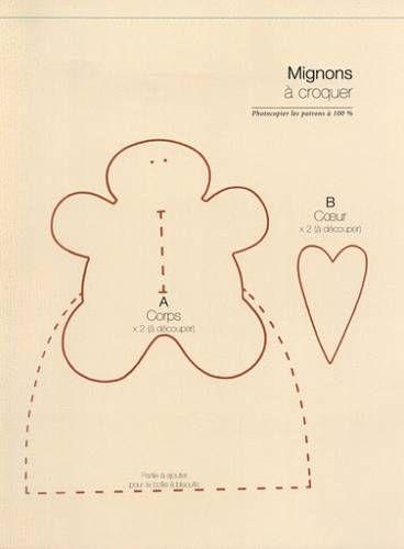 Gingerbread Man Tilda - Forum