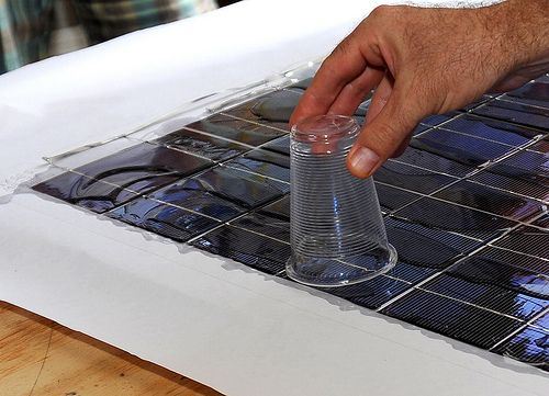 Learn to make a solar array on your personal building. http://how-to-make-a-solar-panel.us/ MAKING OF A SOLAR PV PANEL WORKSHOP
