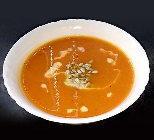 Netuční - polévky