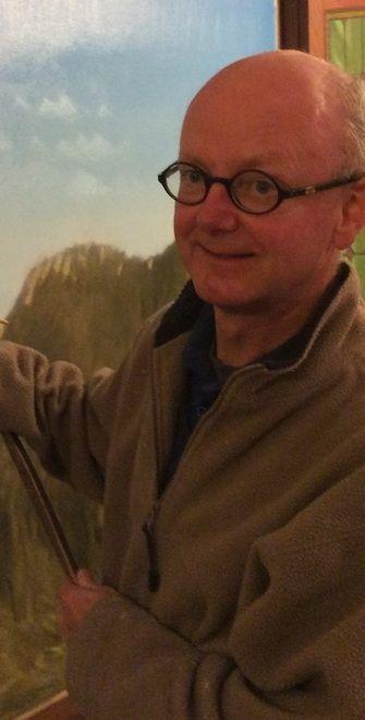 FARINDOLA. Dieci giorni per raccontare Farindola e il suo paesaggio con opere d'arte site-specific. È l'idea dell'artista inglese Paul Critchley che da anni, assieme alla moglie Helen, vive nel paese...