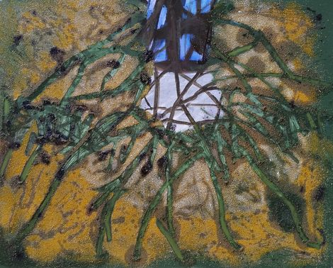 cebrail ötgün, Diaries of Trauma: Dance with Gorgos on ArtStack #cebrail-otgun #art