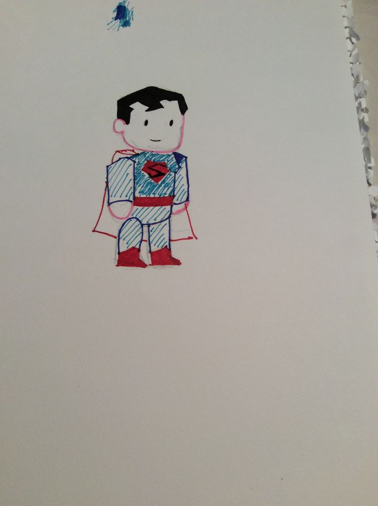 Playing around with some sharpie fine liners while watching the boy play scribblenauts