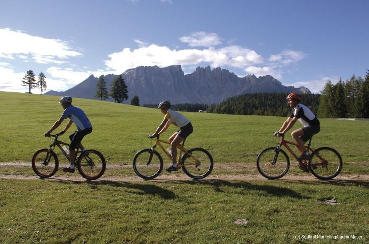 In bici in Alto Adige | Biken in South Tyrol