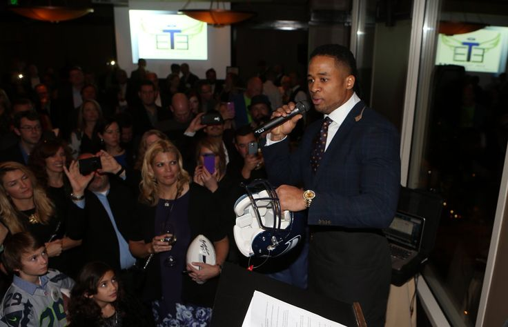 Earl Thomas' Guardian Angel Foundation raises more than $230,000 with Steaks & Seahawks event