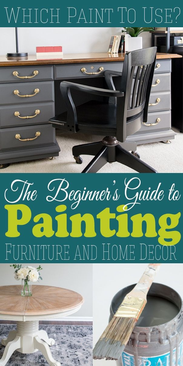 Best Paints For Furniture Painting Cool Furniture Diy Furniture Renovation Painted Furniture