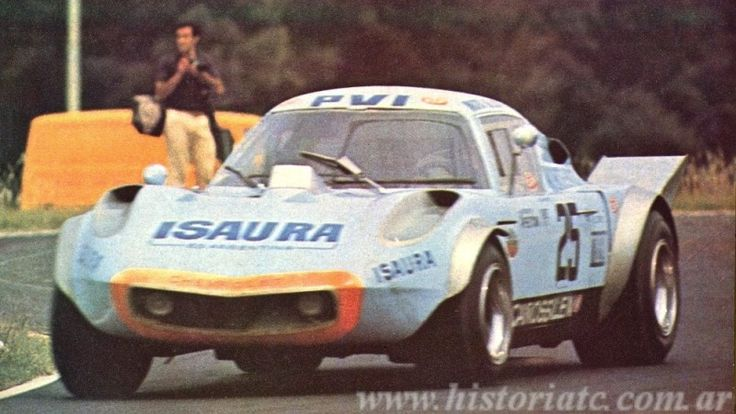 1970 IKA Liebre MK III / 100 - Jorge Cupeiro