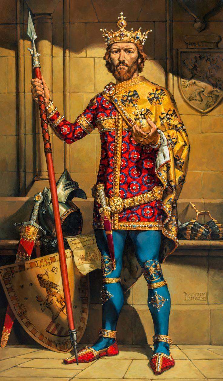 https://flic.kr/p/tAYr6e | 1392 Mircea cel Batran; tabloul are la baza portretul domnitorului de la Cozia si pe cel de la Bolnita Coziei precum si monezile emise de domnitor