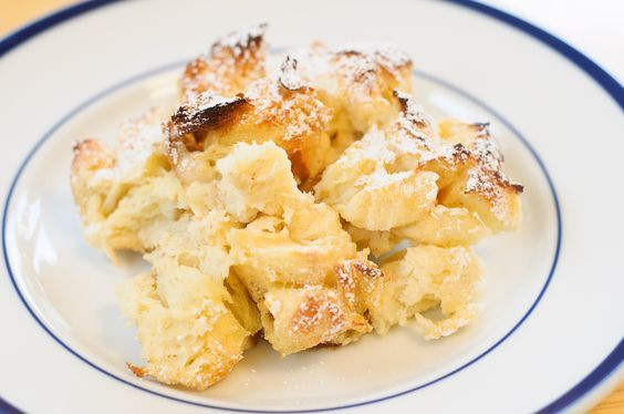Yum. Challa French toast bread pudding.  Met Market in West Seattle makes this from time to time, so I had to try it myself. Perfect to make the night before and pop in the oven in the morning on a Saturday.
