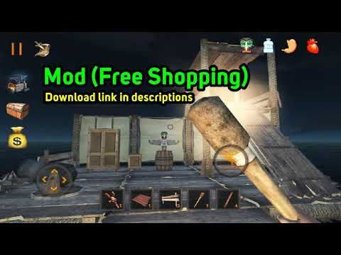 Raft Survival Ultimate 9 7 0 Apk Mod Free Shopping Android