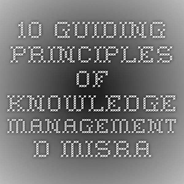 top 10 principles of managing people 10 listen and ask questions if someone doesn't agree with your management style or doesn't like the direction of the company, don't silence that person.
