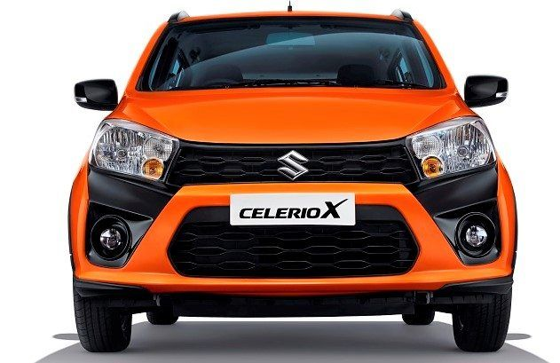 Pin On Ground Clearance Of Celerio X