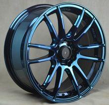 new design chrome alloy rims chrome car rims wheels 17 inch chrome rims 4x100