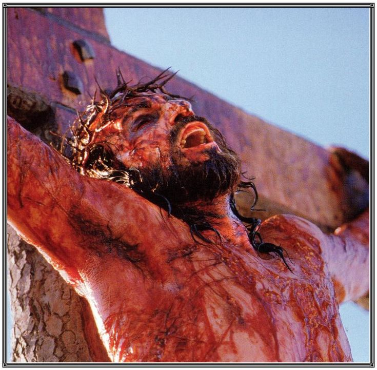 No words can explain the pain and agony He went through because of His love for us.