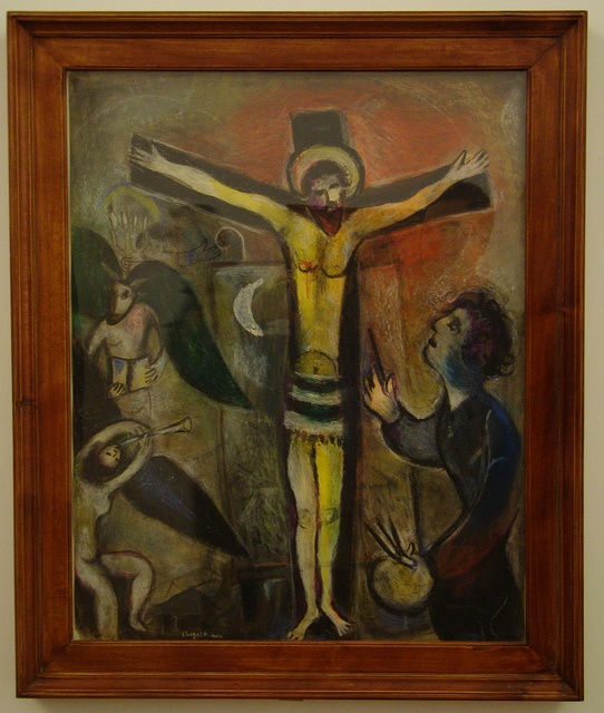 47 best Chagall Crucifixions images on Pinterest | Marc ... Chagall Crucifixion Paintings