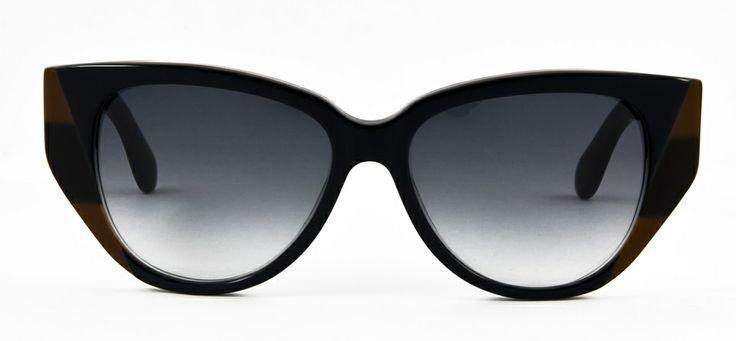 #loveyewear #marcbymarcjacobs http://www.loveyewear.se/solglasogon/marc-by-marc-jacobs-mmj-394s-2zn-blue-brown-stripe-brun-bla/