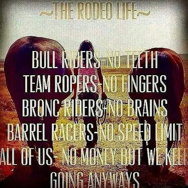 The Rodeo Life. :: Follow #OutbackWesternWear for more great pins!