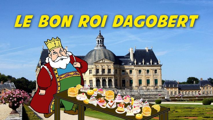 Le bon roi Dagobert / CHANSON FRANCAISE / SOUVENIR / HUMOUR GRIVOIS