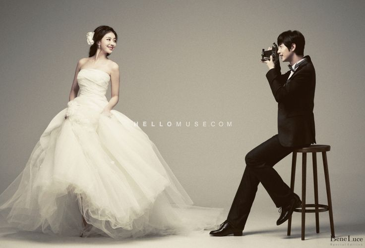 simple and elegant pre wedding photo shoot in Korea by a professional Korean…