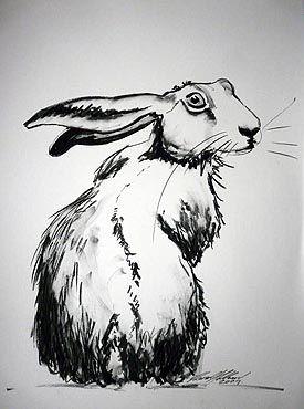 Karen Hilliard - drawings