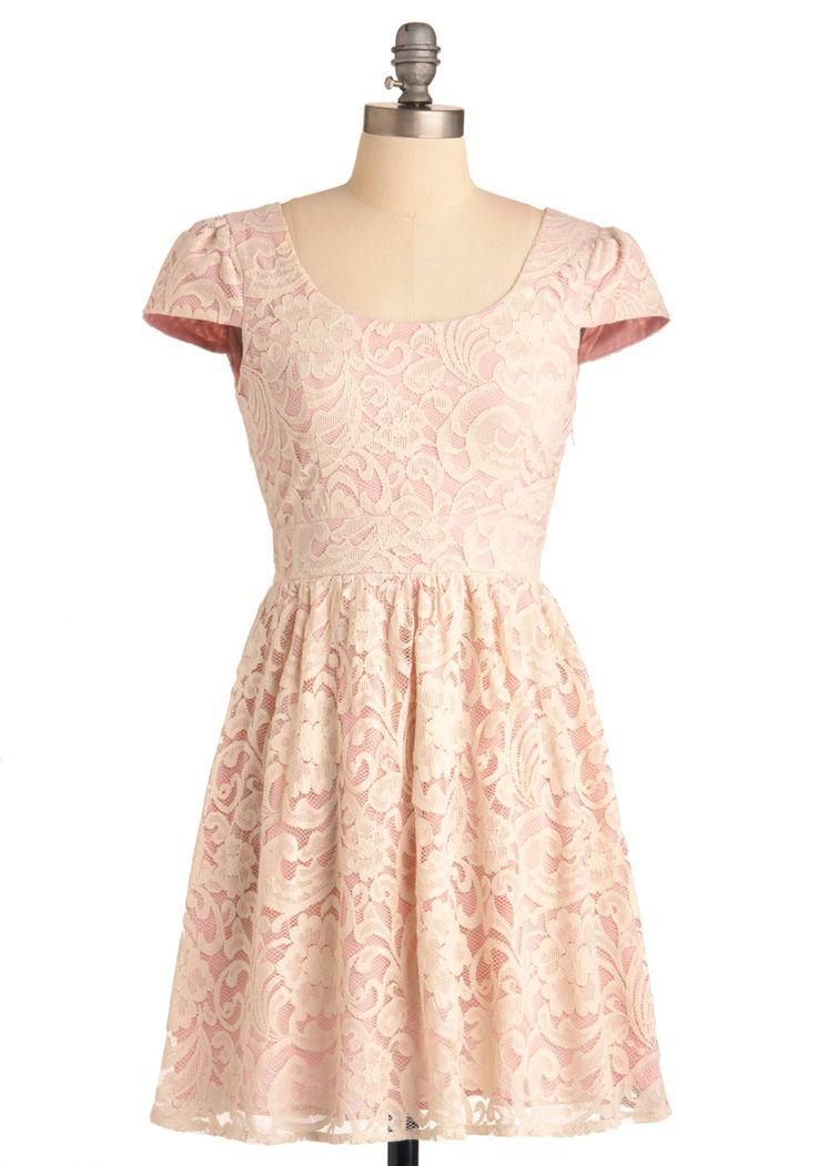 Fresh Water Twirl Dress