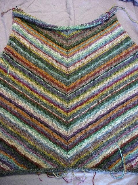 Ravelry: Tomales Bay Skirt pattern by Carol Lapin
