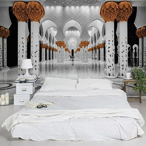 Bilderwelten Fotomural Premium - En la Mezquita - Mural apaisado