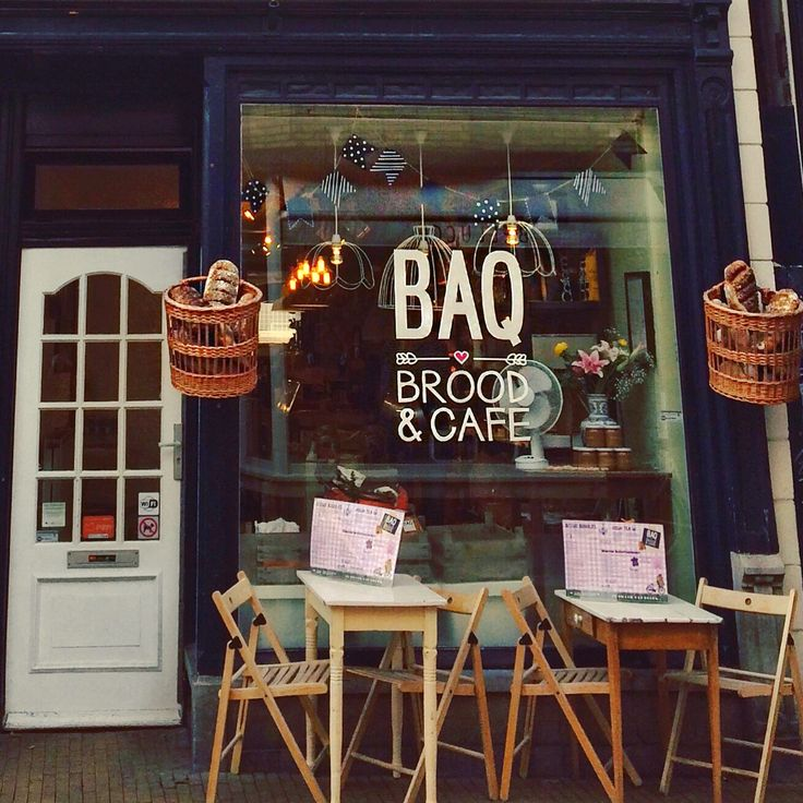 BAQ broodcafé, Folkingestraat, Groningen