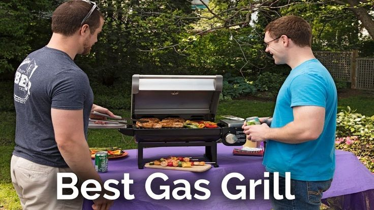 Top 10 Best Gas Grills - Best BBQ Grill Reviews 2017