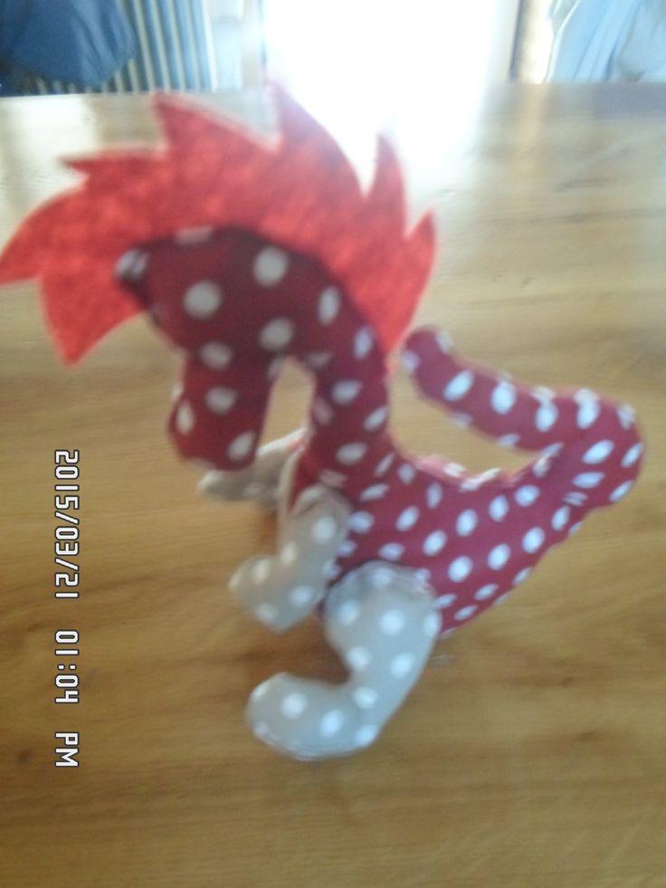 Kis sárkány - prototipus