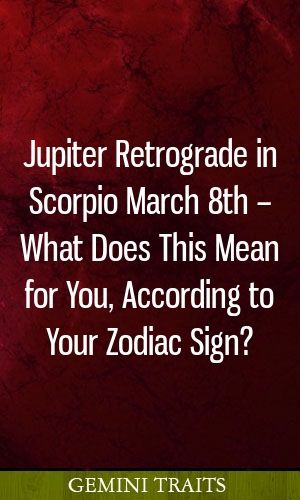 march 8 horoscope scorpio scorpio