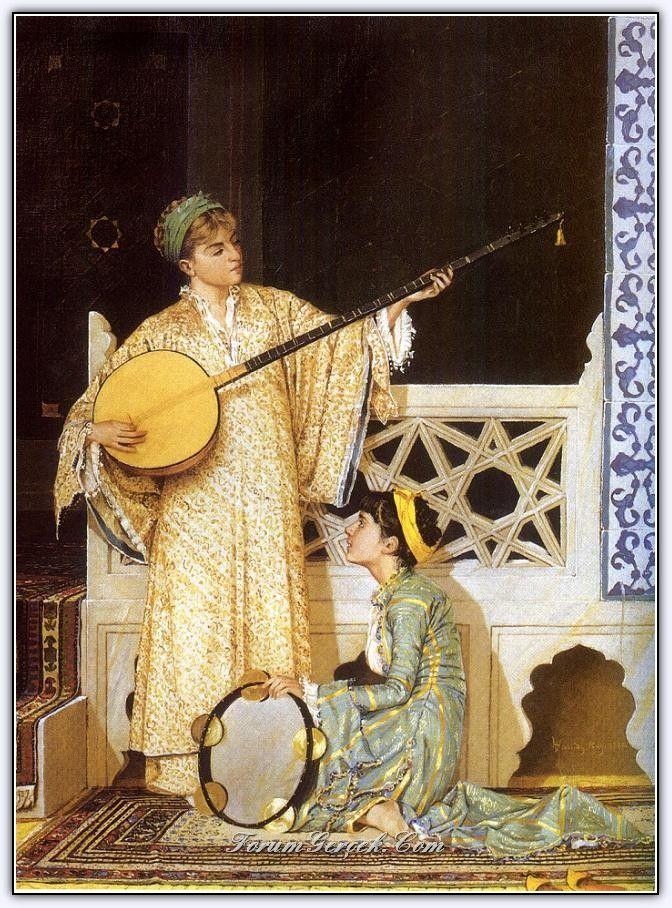 Osman Hamdi Bey - Türk Arkeolog, Müzeci ve Ressam (1842 - 1910) - Forum Gerçek