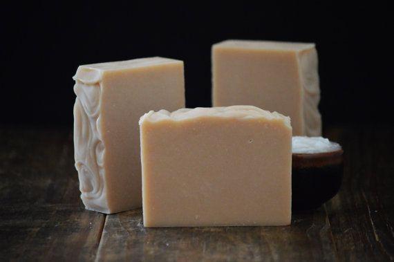 Apple Cider Vinegar & Yogurt Soap, All Natural Soap, Feminine Soap, Intimate Soap, Unscented Soap, Facial Bar, ACV Soap Bars