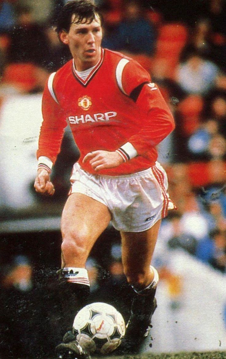 Bryan Robson (Manchester United)