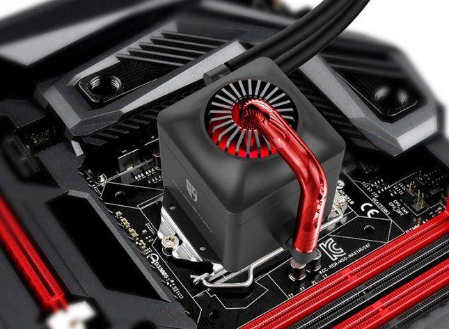 DEEPCOOL CAPTAIN CPU Cooler