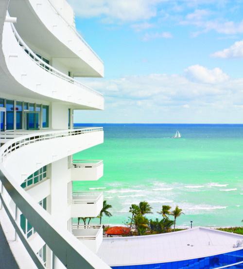 .Miami Beach. Homesick!