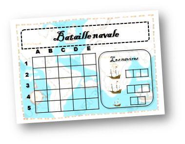Voici les jeux mathématiques  que j'utilise lors de mes ateliers mathématiques ( version 2011-2012 , version 2012-2013 ).     Chasseurs de ...