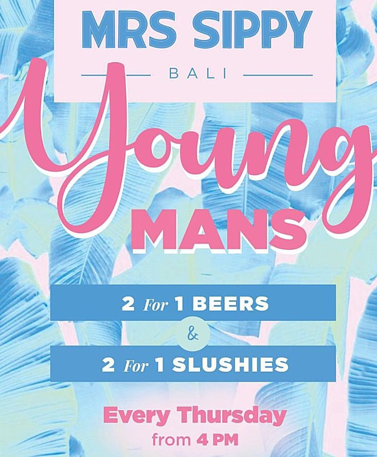 Seminyak Happy Hour: Bali's newest pool club doing 2 for 1's