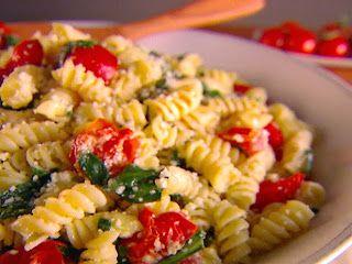 Paquetaense: Fusilli | Culinária italiana